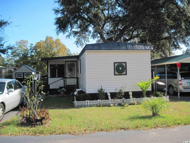 89 Beacon Ct., Murrells Inlet, SC 29576 (MLS #1824093) :: The Trembley Group
