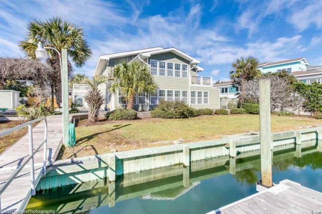 1895 Pompano Dr., Garden City Beach, SC 29576 (MLS #1824104) :: Jerry Pinkas Real Estate Experts, Inc