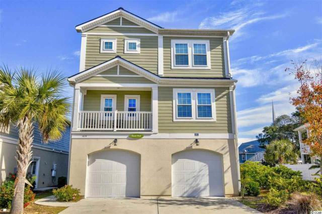 424 7th Ave. S, North Myrtle Beach, SC 29582 (MLS #1824130) :: The Hoffman Group