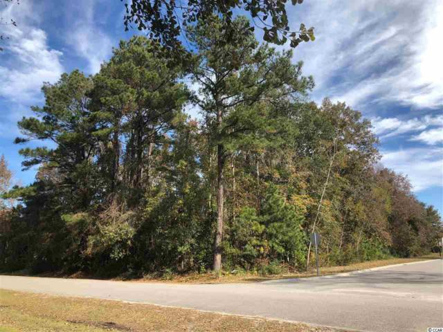Lot 54 Pelican Bay Rd., Longs, SC 29568 (MLS #1824156) :: James W. Smith Real Estate Co.