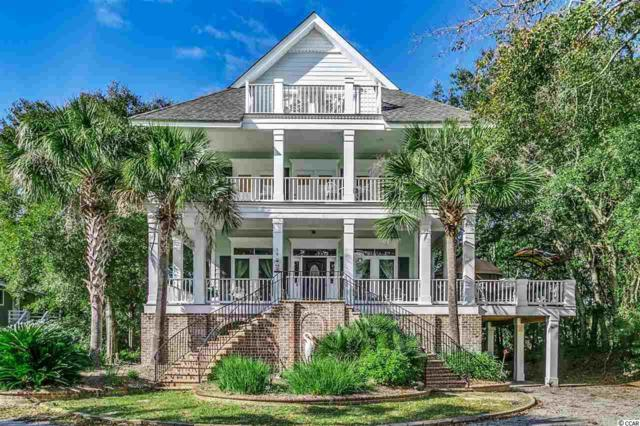 59 Middleton Dr., Pawleys Island, SC 29585 (MLS #1824176) :: The Litchfield Company