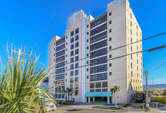 4000 North Ocean Blvd. #402, North Myrtle Beach, SC 29582 (MLS #1824183) :: James W. Smith Real Estate Co.