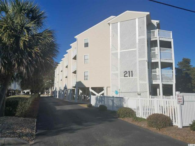 211 N Hillside Dr. #304, North Myrtle Beach, SC 29582 (MLS #1824190) :: James W. Smith Real Estate Co.