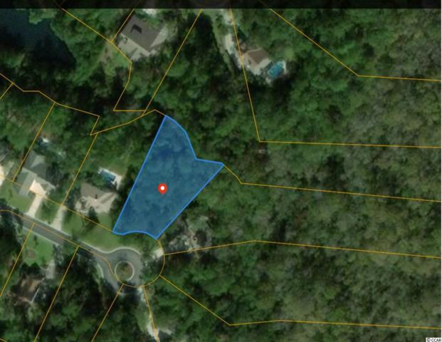 Lot 76 Whispering Pines Ct., Murrells Inlet, SC 29576 (MLS #1824213) :: Hawkeye Realty
