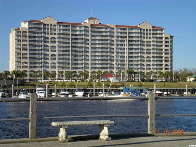 4801 Harbor Pointe Dr. #1305, North Myrtle Beach, SC 29582 (MLS #1824214) :: The Hoffman Group