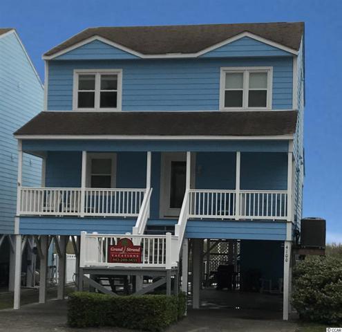 4100 N Ocean Blvd., North Myrtle Beach, SC 29582 (MLS #1824229) :: Silver Coast Realty