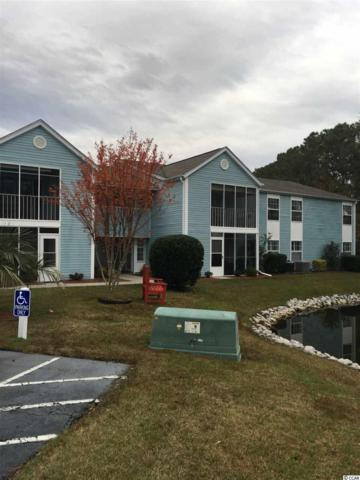 2122 Clearwater Dr. D, Surfside Beach, SC 29575 (MLS #1824261) :: The Trembley Group