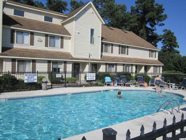 510 Fairwood Lakes Dr. 21-0, Myrtle Beach, SC 29588 (MLS #1824270) :: The Hoffman Group