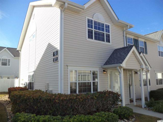 611 2nd Ave. S 18A, North Myrtle Beach, SC 29582 (MLS #1824275) :: The Hoffman Group