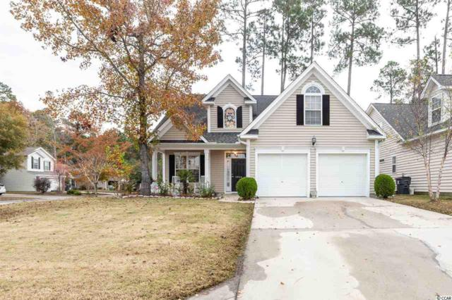 2044 Chadbury Ln., Myrtle Beach, SC 29588 (MLS #1824293) :: The Hoffman Group