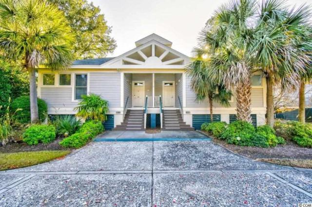 14-A Lakeside Dr. 14-A, Pawleys Island, SC 29585 (MLS #1824336) :: The Hoffman Group