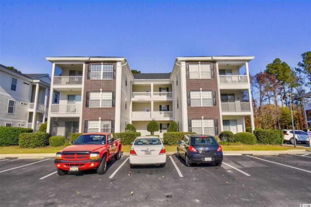 1306 River Oaks Dr. 3-H, Myrtle Beach, SC 29579 (MLS #1824367) :: Right Find Homes