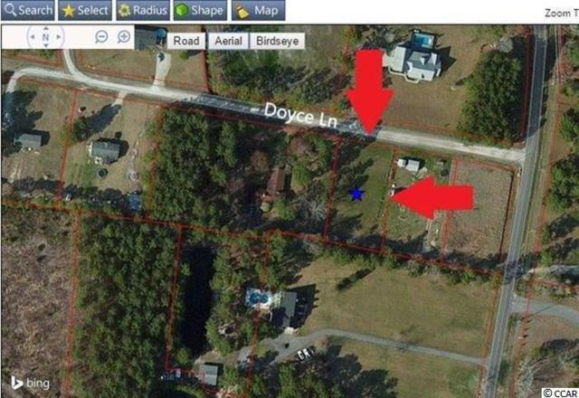 Lot 3 Doyce Ln., Loris, SC 29569 (MLS #1824419) :: Sloan Realty Group