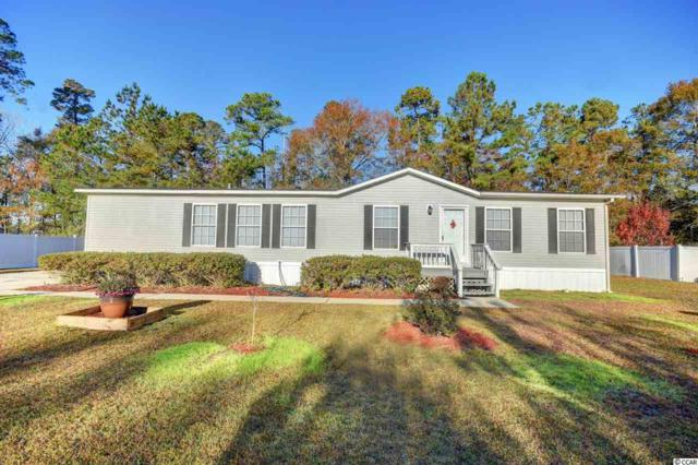 1034 Palm Dr., Conway, SC 29526 (MLS #1824421) :: The Trembley Group