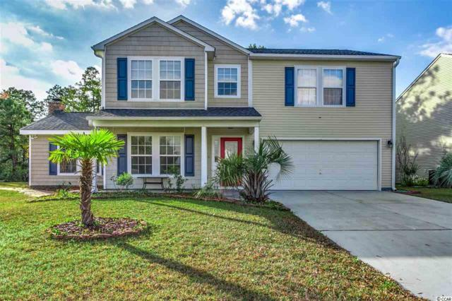 970 Willow Bend Dr., Myrtle Beach, SC 29579 (MLS #1824427) :: The Trembley Group