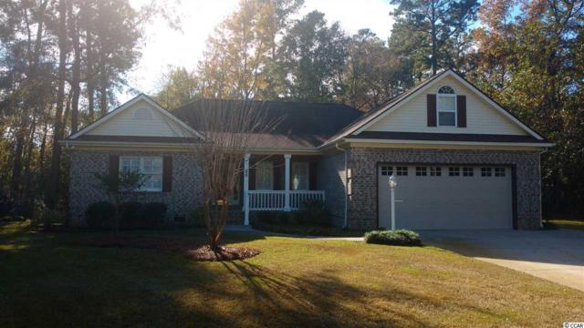 26 St. Julian Ln., Pawleys Island, SC 29585 (MLS #1824442) :: James W. Smith Real Estate Co.