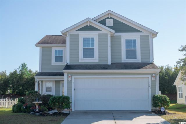 1109 Rookery Dr., Myrtle Beach, SC 29588 (MLS #1824445) :: James W. Smith Real Estate Co.