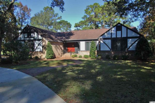 133 Goodson Loop, Pawleys Island, SC 29585 (MLS #1824448) :: James W. Smith Real Estate Co.