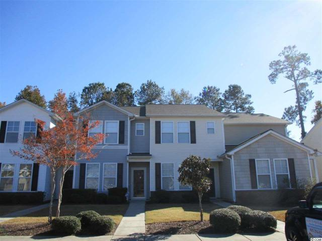 174 Olde Towne Way #4, Myrtle Beach, SC 29588 (MLS #1824464) :: The Hoffman Group