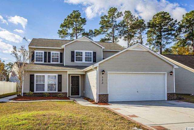 173 Weeping Willow Dr., Myrtle Beach, SC 29579 (MLS #1824475) :: The Trembley Group