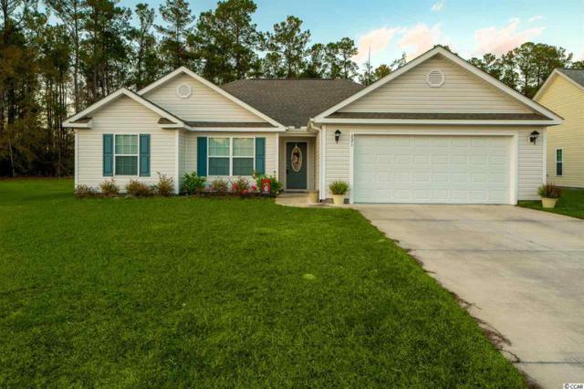 221 Blue Jacket Dr., Galivants Ferry, SC 29544 (MLS #1824479) :: Right Find Homes