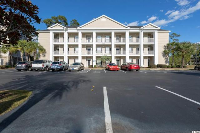 907 Knoll Shores Ct. #302, Murrells Inlet, SC 29576 (MLS #1824488) :: The Hoffman Group