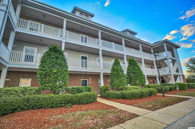 216 Castle Dr. #1396, Myrtle Beach, SC 29579 (MLS #1824509) :: The Trembley Group