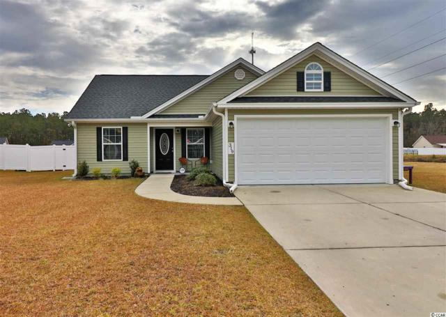 319 Beulah Circle, Conway, SC 29527 (MLS #1824516) :: The Litchfield Company