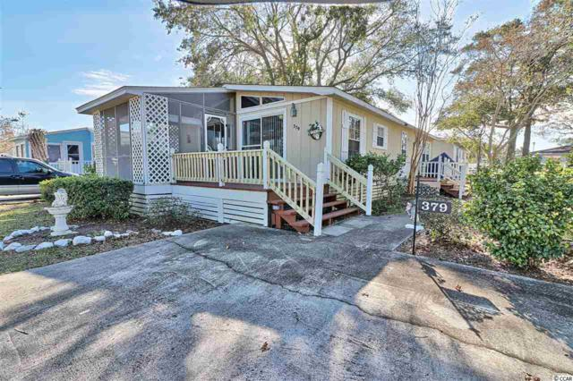 379 East Lake Dr., Surfside Beach, SC 29575 (MLS #1824533) :: Trading Spaces Realty