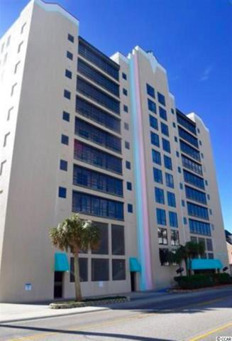 4000 N Ocean Blvd. #703, North Myrtle Beach, SC 29582 (MLS #1824556) :: James W. Smith Real Estate Co.