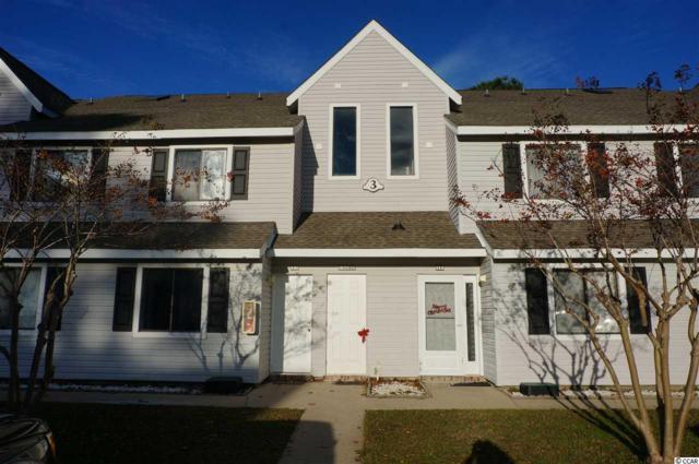 3H 500 Fairway Village Dr., Myrtle Beach, SC 29588 (MLS #1824582) :: Trading Spaces Realty