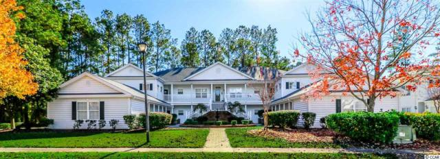 5041 Glenbrook Dr. #103, Myrtle Beach, SC 29579 (MLS #1824607) :: Trading Spaces Realty