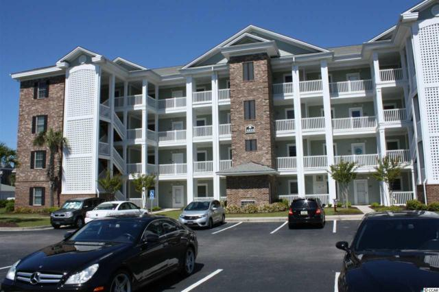 4833 Luster Leaf Circle 66-404, Myrtle Beach, SC 29577 (MLS #1824654) :: The Litchfield Company
