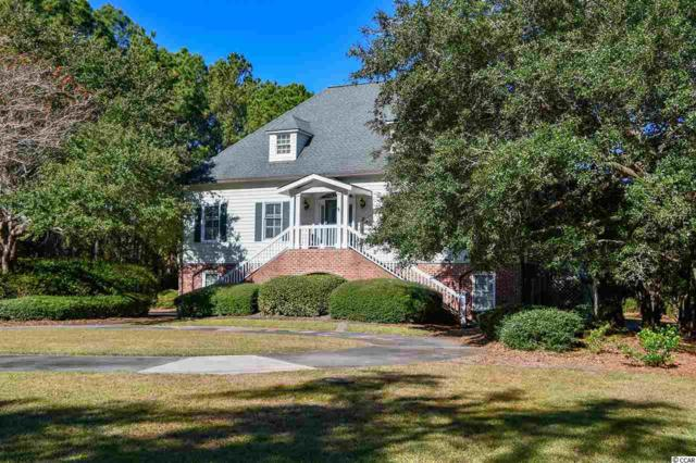 965 Collins Meadow Dr., Georgetown, SC 29440 (MLS #1824669) :: The Litchfield Company