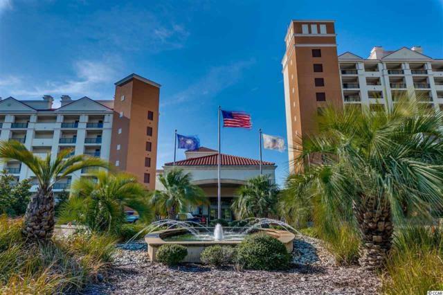 8121 Amalfi Pl. 4-1201, Myrtle Beach, SC 29572 (MLS #1824680) :: SC Beach Real Estate