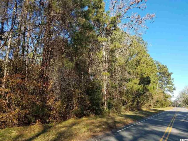 Lot 10 Round Swamp Rd., Loris, SC 29569 (MLS #1824693) :: The Hoffman Group