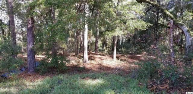 Lot L Tuckers Rd., Pawleys Island, SC 29585 (MLS #1824723) :: James W. Smith Real Estate Co.