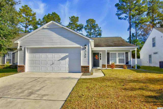 3105 Regency Oak Dr., Myrtle Beach, SC 29579 (MLS #1824768) :: The Trembley Group