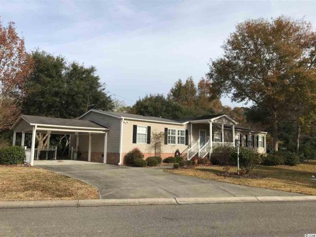 54 Talon Circle, Murrells Inlet, SC 29576 (MLS #1824773) :: Myrtle Beach Rental Connections