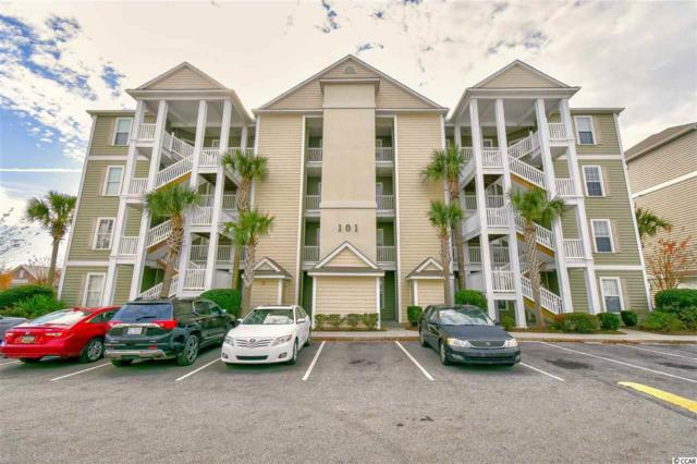 101 Ella Kinley Circle #103, Myrtle Beach, SC 29588 (MLS #1824782) :: The Greg Sisson Team with RE/MAX First Choice