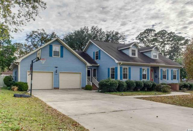 7602 Driftwood Dr., Myrtle Beach, SC 29572 (MLS #1824796) :: The Litchfield Company