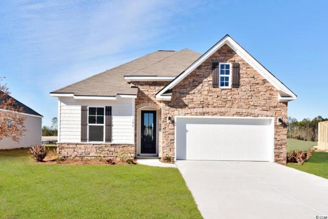 5449 Longhorn Dr., Myrtle Beach, SC 29588 (MLS #1824834) :: The Trembley Group