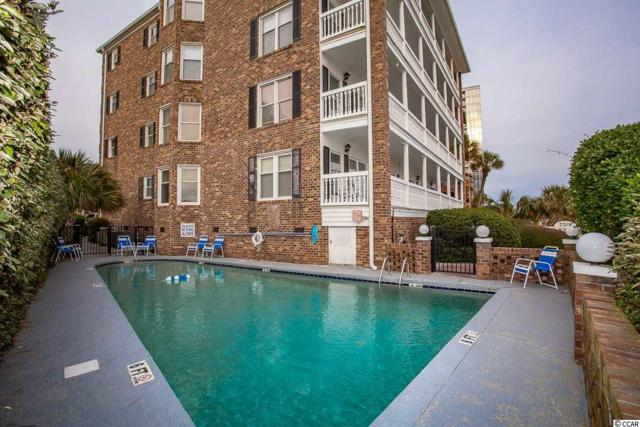 5501 N Ocean Blvd. #201, Myrtle Beach, SC 29577 (MLS #1824857) :: Silver Coast Realty