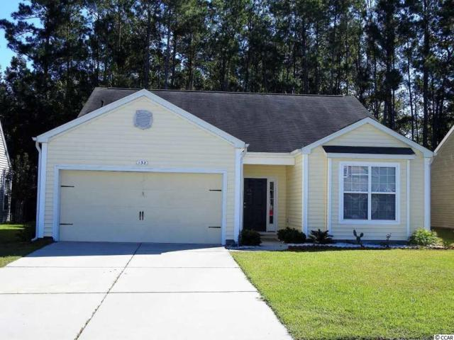 132 Carolina Oaks Dr., Murrells Inlet, SC 29576 (MLS #1824901) :: Right Find Homes