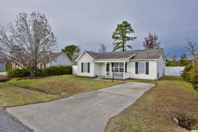 813 Esther Ct., Conway, SC 29526 (MLS #1824921) :: Myrtle Beach Rental Connections