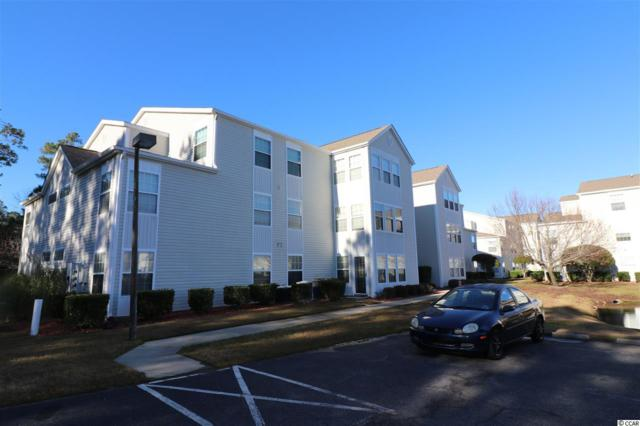2278 Clearwater Dr. H, Surfside Beach, SC 29575 (MLS #1824939) :: The Trembley Group