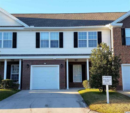 256 Connemara Dr. D, Myrtle Beach, SC 29579 (MLS #1824946) :: James W. Smith Real Estate Co.