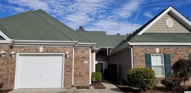 400-C Woodpecker Ln. 400-C, Murrells Inlet, SC 29576 (MLS #1824964) :: James W. Smith Real Estate Co.