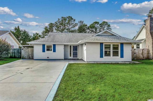 7 Indian Oaks Ln., Surfside Beach, SC 29575 (MLS #1824967) :: Myrtle Beach Rental Connections