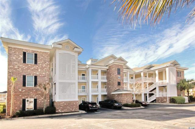 4877 Magnolia Pointe Ln. Unit 301, Myrtle Beach, SC 29577 (MLS #1824979) :: The Litchfield Company